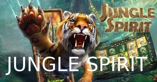 jungle spirit slot netent